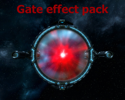 X3TC Gate effect pack
